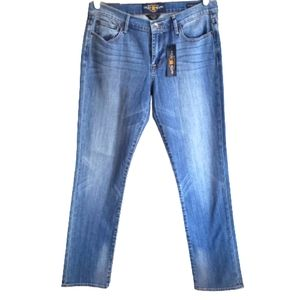 Lucky Brand Sweet Straight Relaxed Denim Jeans